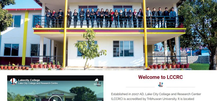 Website of Lake City College and Resource Center